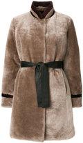 Drome belted coat