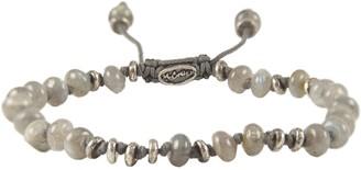 M. Cohen Templar Jointed Bracelet in Labradorite Stone