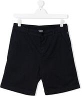 Paul Smith TEEN straight-leg shorts