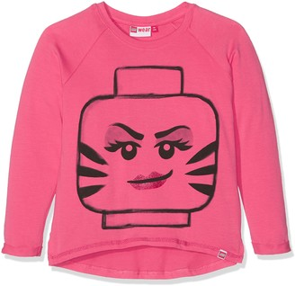 Lego Wear Girl's Tallys 701-Langarmshirt Longsleeve T-Shirt