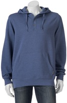 Free Country Men's Rugged Element Henley Hoodie