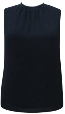 Alfani Mock-Neck Sleeveless Top, Created for Macy's
