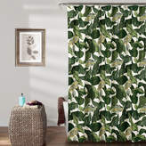 Lush Decor Tropical Paradise Shower Curtain