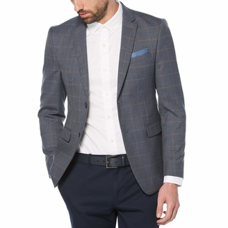 Original Penguin Windowpane Plaid Sport Coat
