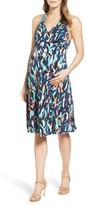 Leota Women's Vanessa Halter Maternity Dress