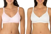 Fruit of the Loom Women's LL S C Bra