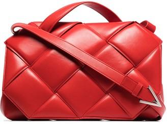 Bottega Veneta Oversized Leather Shoulder Bag