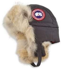 Canada Goose Fur-Trimmed 1900 Aviator Hat