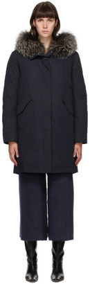 Army by Yves Salomon Yves Salomon - Army Navy Down Bachette Coat
