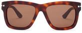 Valentino Women's Square Acetate Sunglasses
