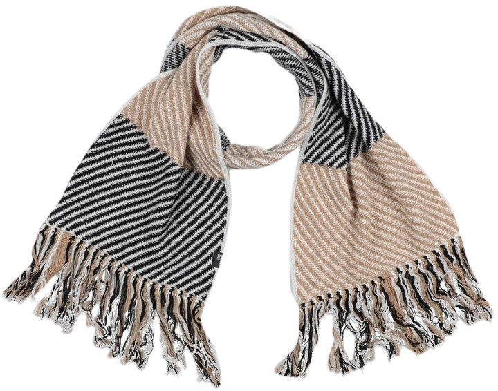 e915d8fba5 Moschino Wool Scarf - ShopStyle
