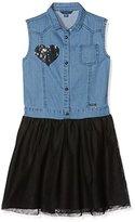 GUESS Girl's J71k18w7rl0 Dress