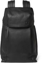 Loewe T Full-Grain Leather Backpack