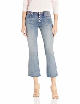 Blank NYC Women's Kick Flare Pants