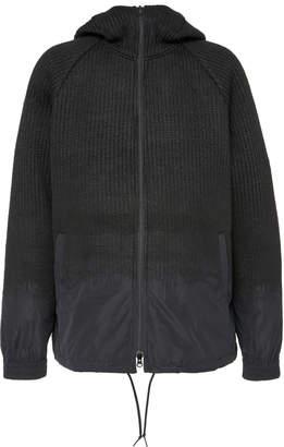 Y-3 Y 3 Hooded Nylon Track Jacket