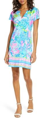 Lilly Pulitzer Sophiletta UPF 50+ Shift Dress