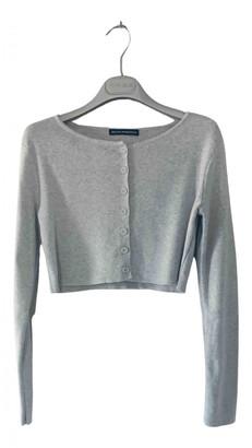 Brandy Melville Grey Cotton Knitwear