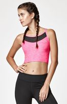 Puma Yogini Cropped Tank Top