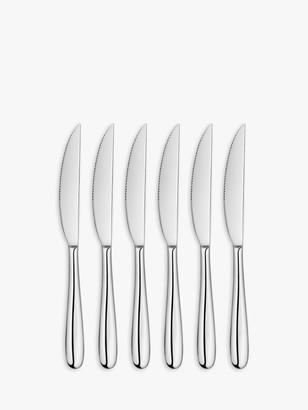 John Lewis & Partners Arc Steak Knives, Set of 6