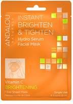 Andalou Naturals Instant Brighten & Tighten Hydro Serum Facial Mask