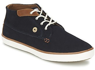 Faguo WATTLE men's Shoes (High-top Trainers) in Blue