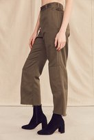 Urban Renewal Vintage Frayed Cropped Surplus Pant