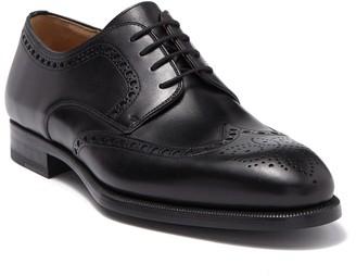 Magnanni Hampton II Leather Derby
