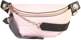 Givenchy Logo Print Leather Belt Bag