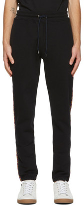 Paul Smith Black Joggers Lounge Pants