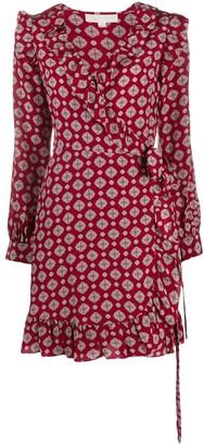 MICHAEL Michael Kors Wrap Style Dress