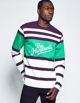 The Hundreds Town Long Sleeve Stripe T-Shirt