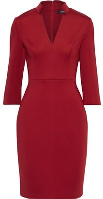 Badgley Mischka Neoprene Dress