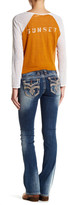 Rock Revival Bona Denim Boot Cut Jean