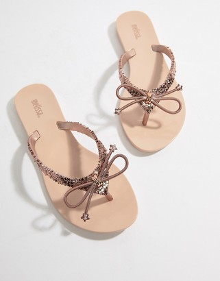 Melissa Harmonic Elements Flat Sandals