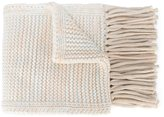 Chloé Kids - knitted scarf - kids - Polyamide/Wool - One Size