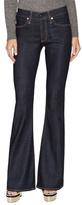 AG Adriano Goldschmied Farrah 70's Bell Bottom Denim Skinny Jeans