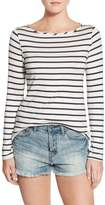 Amour Vert Women's Francoise Stripe Top