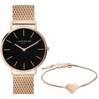 Liebeskind Berlin Watch & Bracelet Set LS-0090-MQB