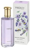 Yardley London English Lavender by of London for Women Eau De Toilette Spray, 1.7 Ounce