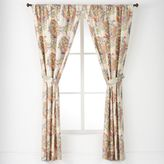 Chaps 2-pack Coral Sands Curtains