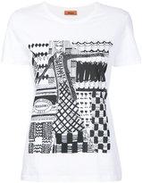 Missoni sketch print T-shirt