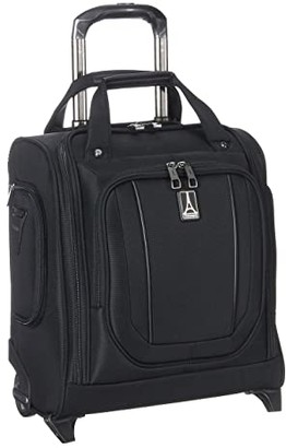 Travelpro 16 Crew Versapack Rolling Underseat Carry-On (Jet Black) Luggage