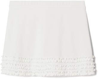 Tory Burch Ruffle Tennis Skirt
