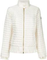 MICHAEL Michael Kors padded frill cuff jacket
