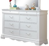 ACME Furniture Estrella Kids Dresser - White - Acme