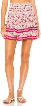 Poupette St Barth Kaila Mini Skirt