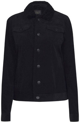 Label Lab Stanning Corduroy Borg Lined Jacket