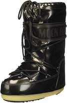 Moon Boot Girls' Vinile Met. Snow Boots,9 Child UK