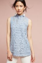 Maeve Emilie Lace Top, Blue