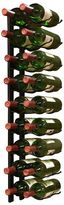 Epicureanist 18-Bottle Wall-Mounted Metal Wine Rack